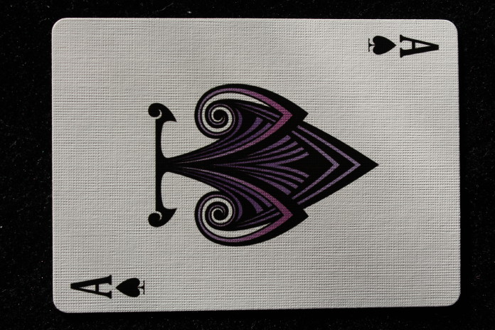 Jeu de cartes Bicycle Viola