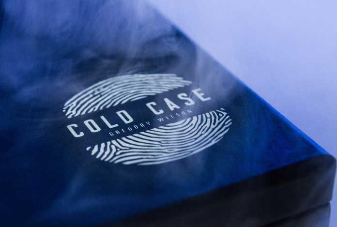 Cold Case de Gregory WILSON