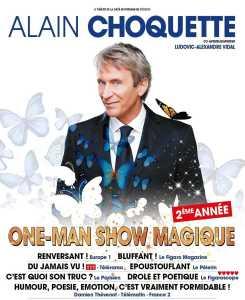 Drôlement Magique de Alain CHOQUETTE