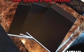 SvenPad mini de Brett BARRY mini