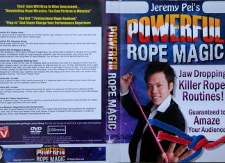 Powerful Rope Magic de Jeremy PEI