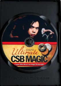 Ultimate CSB Magic de Jeremy PEI