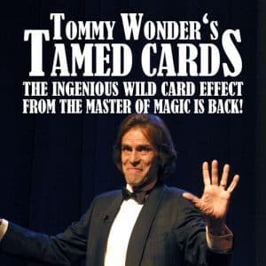 Tamed Cards de Tommy WONDER
