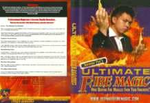 Ultimate Fire Magic de Jeremy PEI