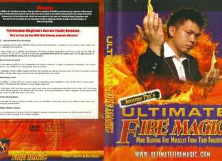 Ultimate Fire Magic de Jeremy PEI