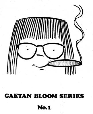 Notes de Conférence 1983 de Gaëtan BLOOM