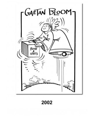 Notes de Conférences 2002 de Gaëtan BLOOM