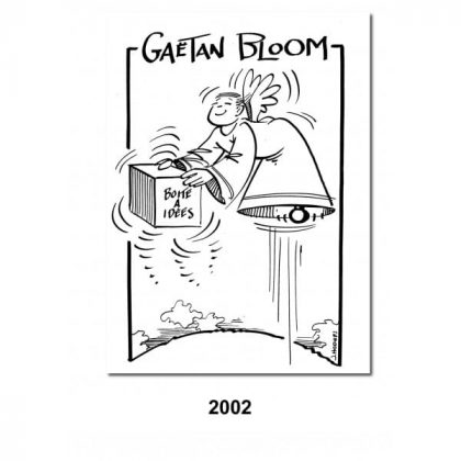 Notes de Conférences 2002 de Gaëtan BLOOM