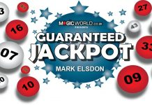 Guaranteed Jackpot de Mark ELSDON