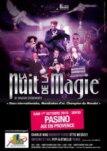 La Nuit de la Magie au Pasino (13) @ Pasino Partouche