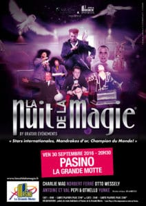 La Nuit de la Magie au Pasino (34) @ PASINO PARTOUCHE