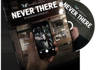 Never There de Morgan STREBLER