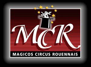 Logo Magicos Circus Rouennais