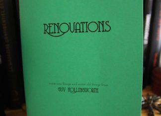 Renovations de Guy HOLLINGWORTH