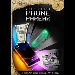 Phone phreak de Jeff PRACE