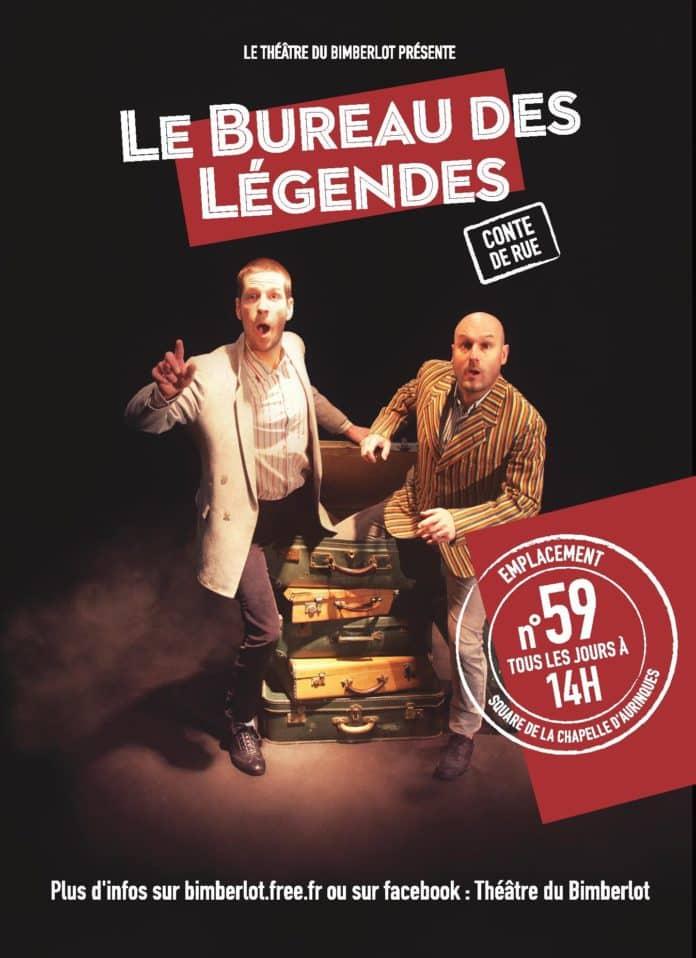 Le bureau des l gendes 15 virtual magie for L bureau des legendes