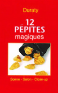 12 Pépites Magiques de Duraty