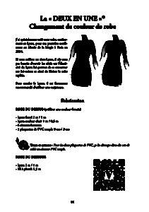 Quick Change de Valérie secrets des changements de costumes