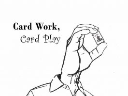 Card Work, Card Play de Kostya KIMLAT