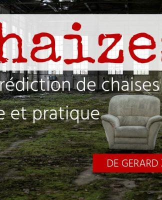 Chaizes de Gérard ZITTA