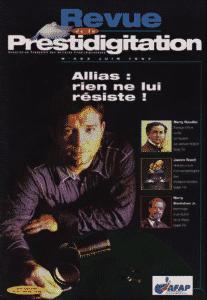 Allias dans la Revue de l'AFAP