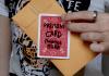 Premoni-Card de Maxence MURA
