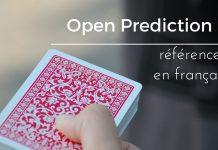 Open Prediction : références en français