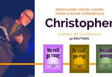 Christopher sur VM