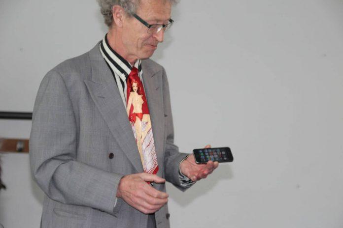 conférence d'Alain de Moyencourt : appli Météo pour Smartphone