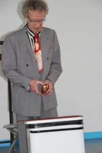 conférence d'Alain de Moyencourt : le gobelet