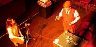 Jean MERLIN au 10e Merlin Magic History Day le 200517 - photo de Thomas THIEBAUT pour Virtual Magie