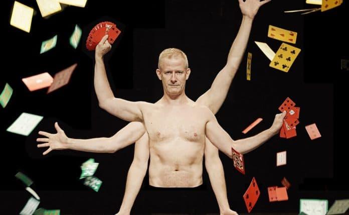 Dans la Peau d'un Magicien de Thierry COLLET à La Villette photo de Baptiste-Lequiniou