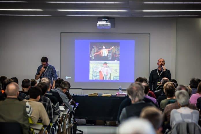Les Comédies Magiques de Sébastien DELSAUT & Nicolas GOUBET_ photo de Eric HOCHARD