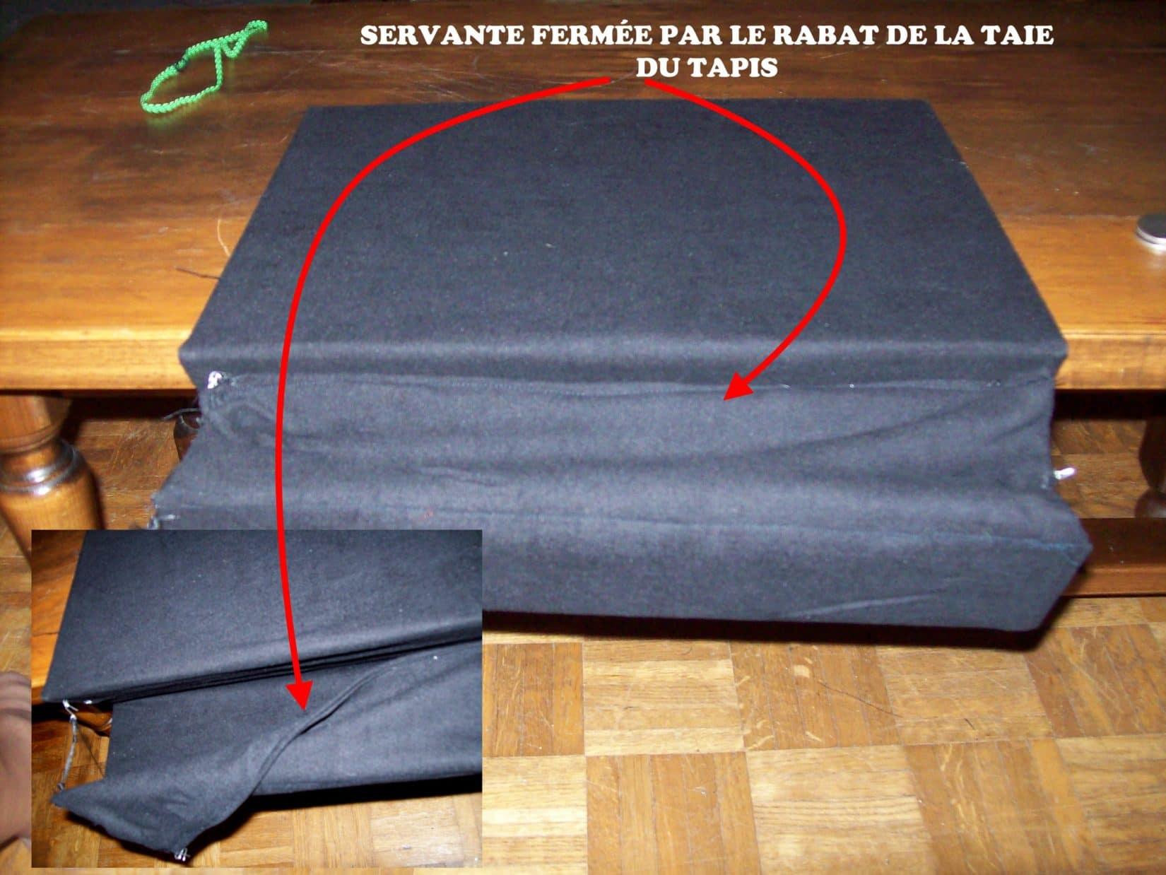 TAPIS CLOSE UP MANKAI B 13 1 - Tutoriel : Fabriquer un Tapis de Close-Up Multi-Fonctions