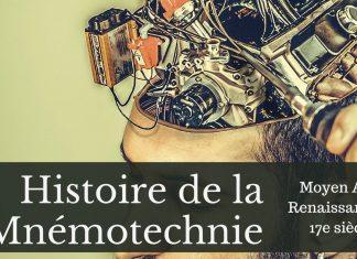 Histoire de la Mnémotechnie