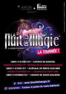 La Nuit de la Magie en tournée