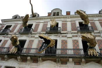 dragons - La Maison de la Magie (Blois) Bicentenaire Robert-Houdin (1805-2005)