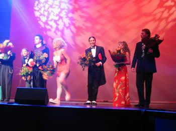 Final du Gala du Mercredi Soir (avec Tim Ellis et Sue-Anne Webster en Scott & Miss Muriel)