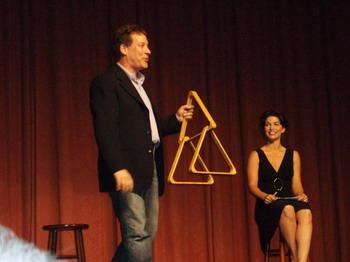 Kalin conf.IBM - Mark KALIN et Jinger à Reno
