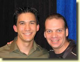 Jason LATIMER & Carl VALENTIN