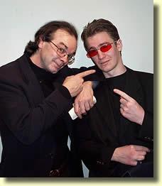 Simon LOVELL & Lorenzo