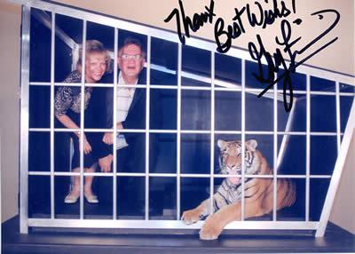 magie Greg Frewin loges - Las Vegas Magic Review Show de Greg FREWIN