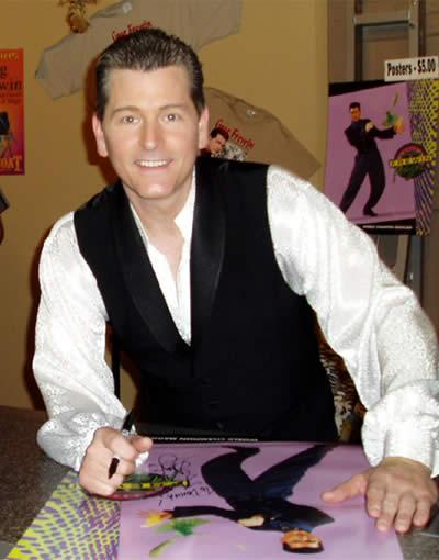 magie Greg Frewin - Las Vegas Magic Review Show de Greg FREWIN