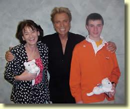 Christa, Siegfried et Thomas