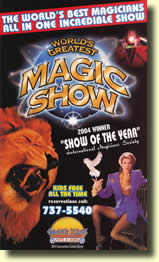 World Greatest Magic Show