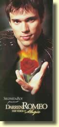 Darren Romeo - brochure