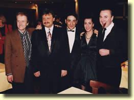 Jean REGIL & Dani LARY & Isabelle et Christian FECHNER