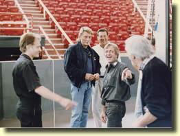 Jean REGIL + Johnny HALLYDAY + John GAUGHAN