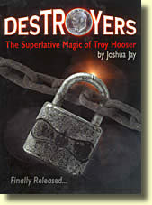 DesTROYers de Troy HOOSER par Joshua JAY : ancienne couverture
