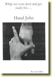 Hand Jobs de Lee ASHER